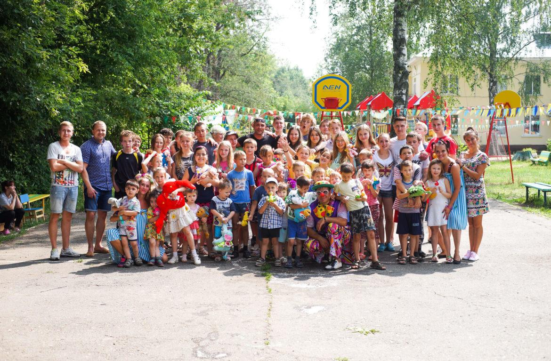Реабилитационный центр «Чистое небо» помогает детям