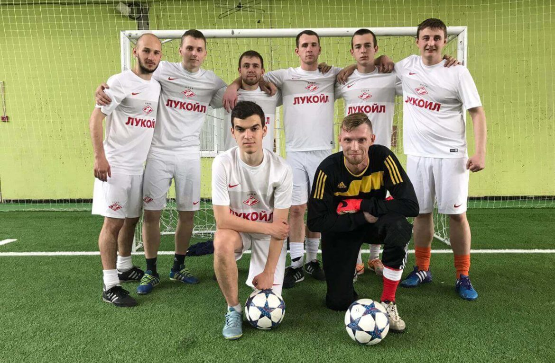 Социальная реабилитация наркозависимых приняла участие в турнире по футболу