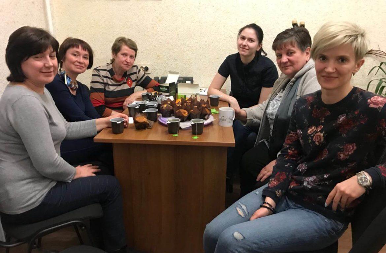 Группа взаимопомощи в Нижнем Новгороде
