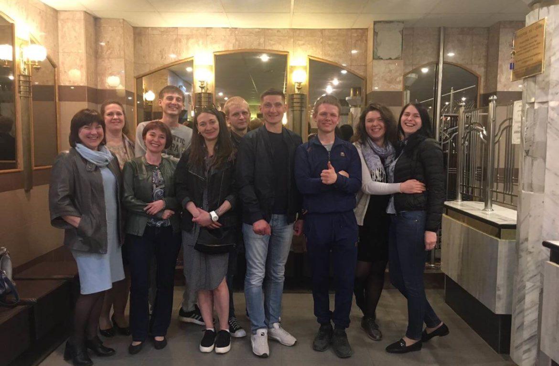 Представители «Чистое Небо» посетили драматический театр имени М. Горького