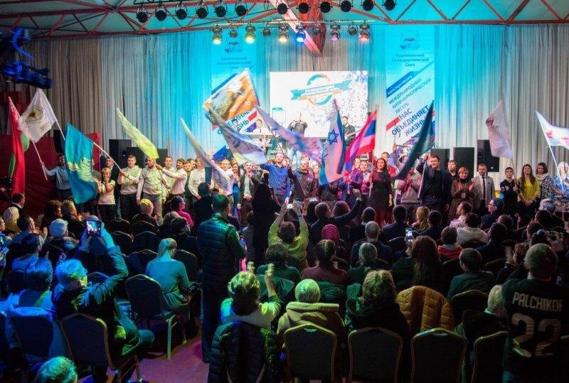 Зимний терапевтический лагерь НАС 2019 в Покровском