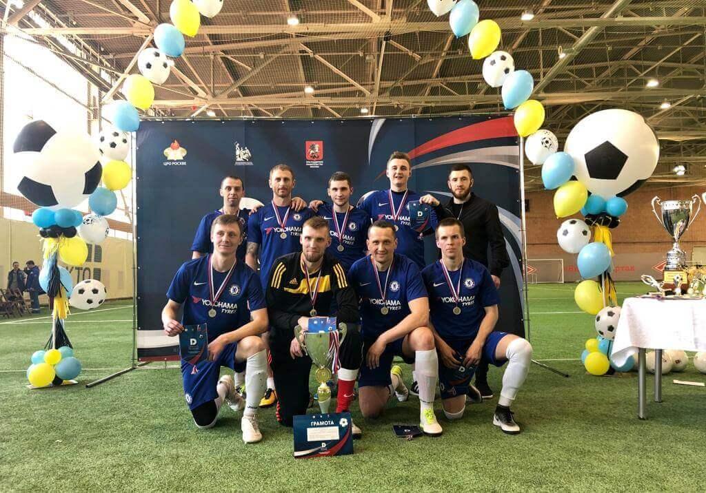 Состоялся ежегодный межконфессиональный турнир по мини-футболу