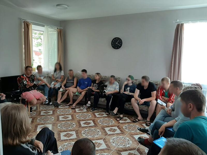 В АНО «Чистое небо » прошёл спикерский семинар