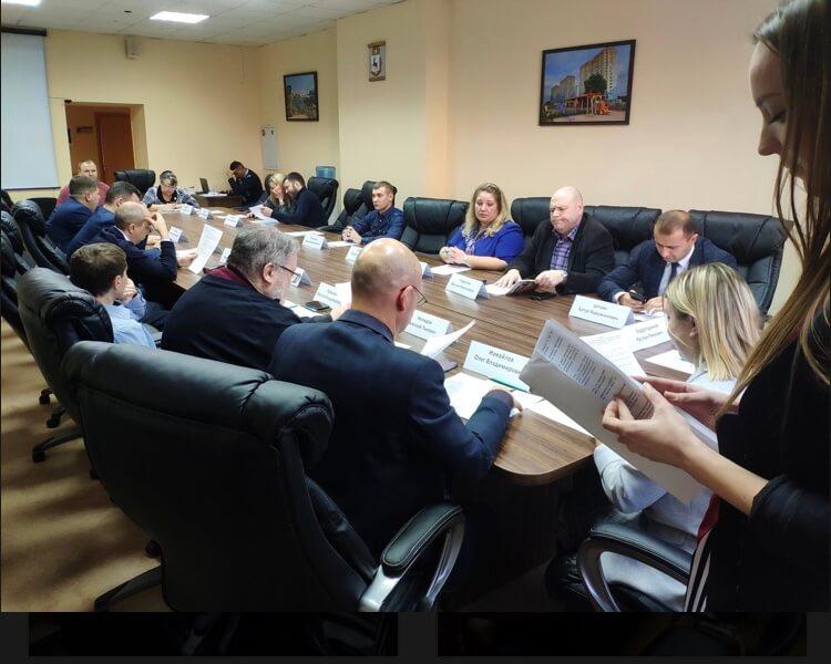 """13.12.2019 года организация """"Чистое Небо""""была приглашена в нижегородский кремль на круглый стол"""